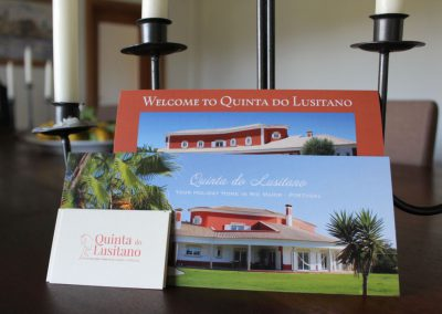 Quinta do Lusitano flyer